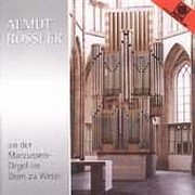 Organ Works, CD cover